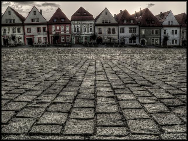 Bardejovské námestie