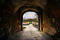brána z minulosti