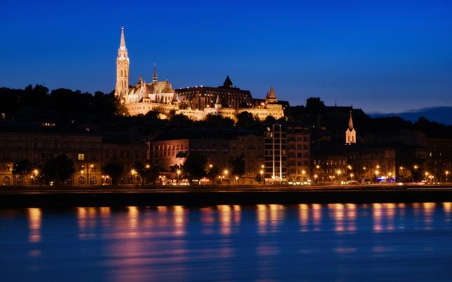 Budapest..