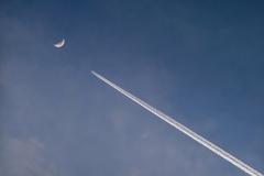 priamo na Mesiac
