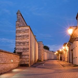 Mestské hradby Trnava