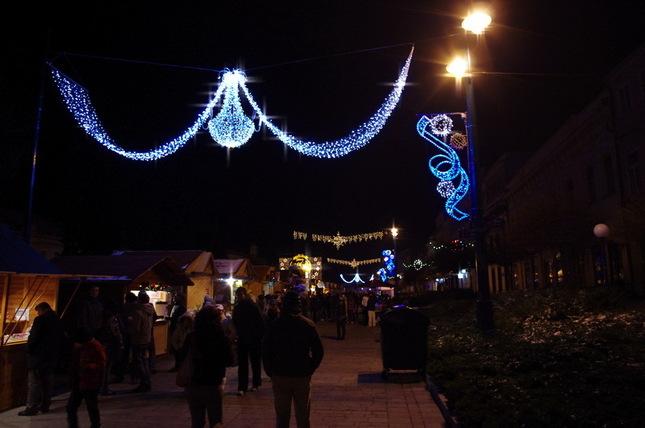 Vianočné trhy 2010