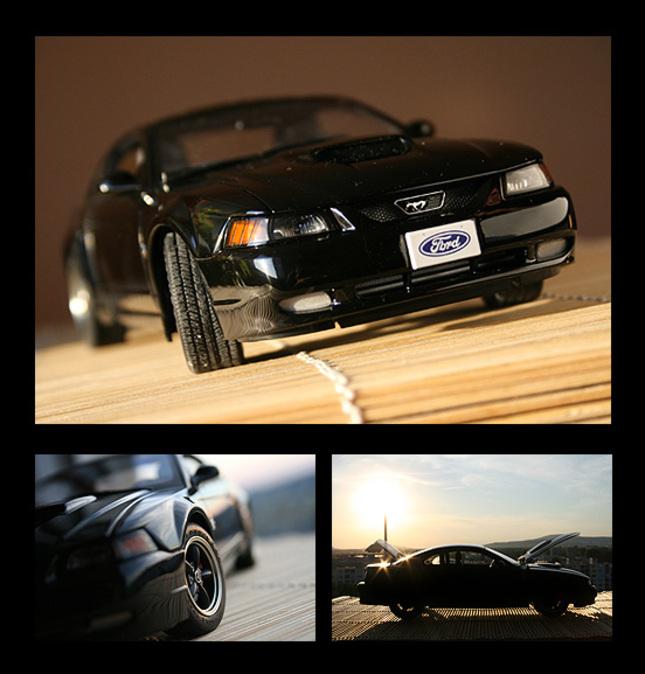 Ford Mustang Bullit 2004