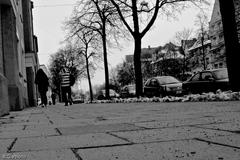 V uliciach velkomesta