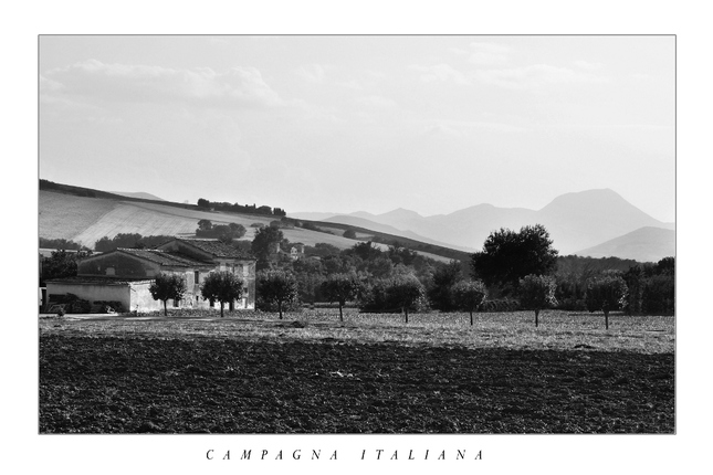 Taliansky vidiek
