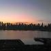 lúčenie s Manhattanom