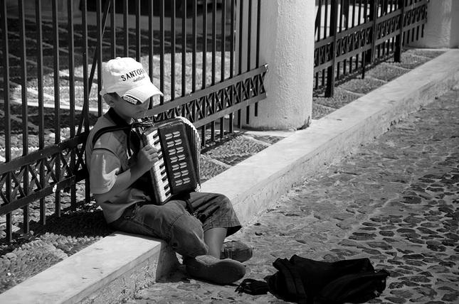 Maly muzikant