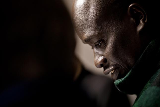 Som učteľ a pocházam z Ghany