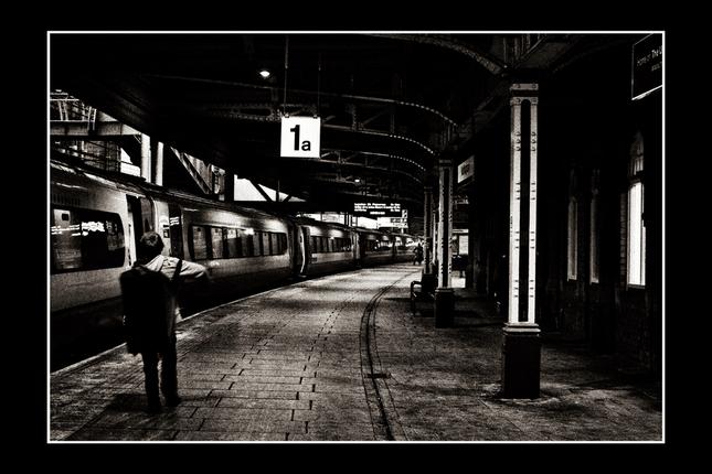 Station in Nottingham