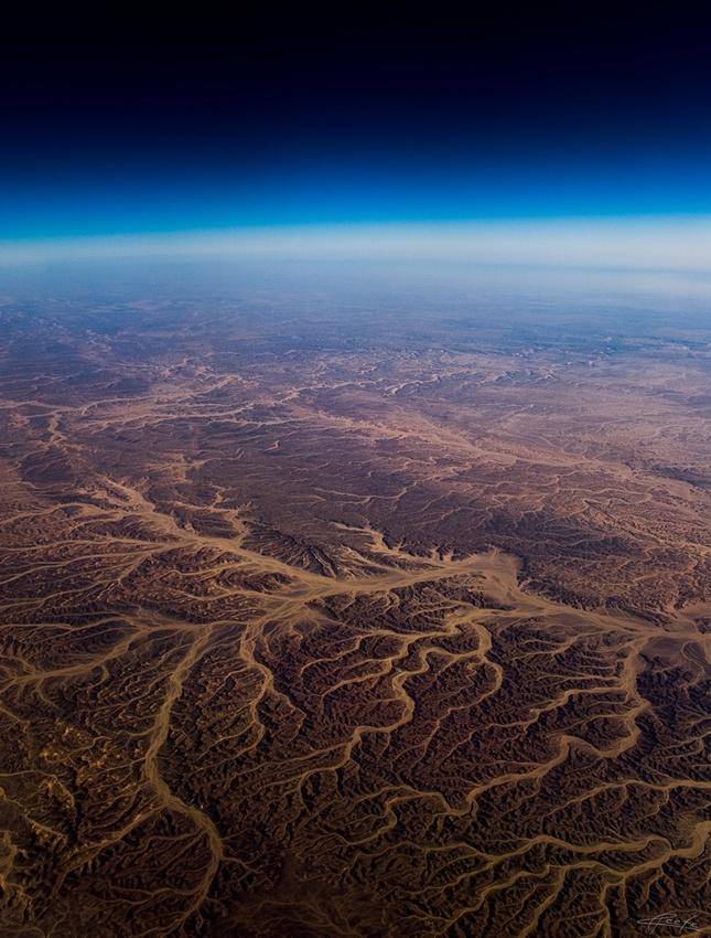 dry artery of earth