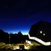 Monte Rosa-Hütte, 2883 m