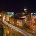 Pohľad z hotela Vesta