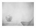 Zátišie s jablkom