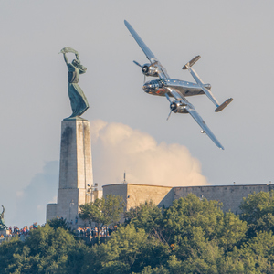 Red bull air race  Budapest
