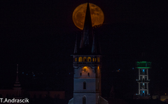Prešov mesiac