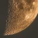výrez mesiaca