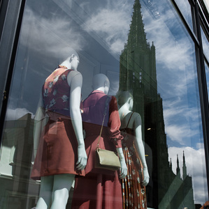 Outfit do kostola