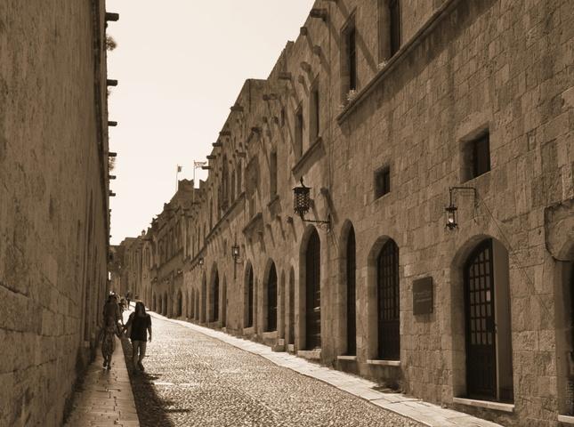 Rytierska ulica