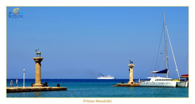 Prístav Mandráki