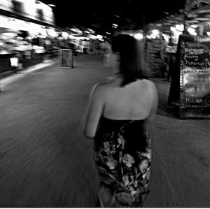 Nočnou ulicou...
