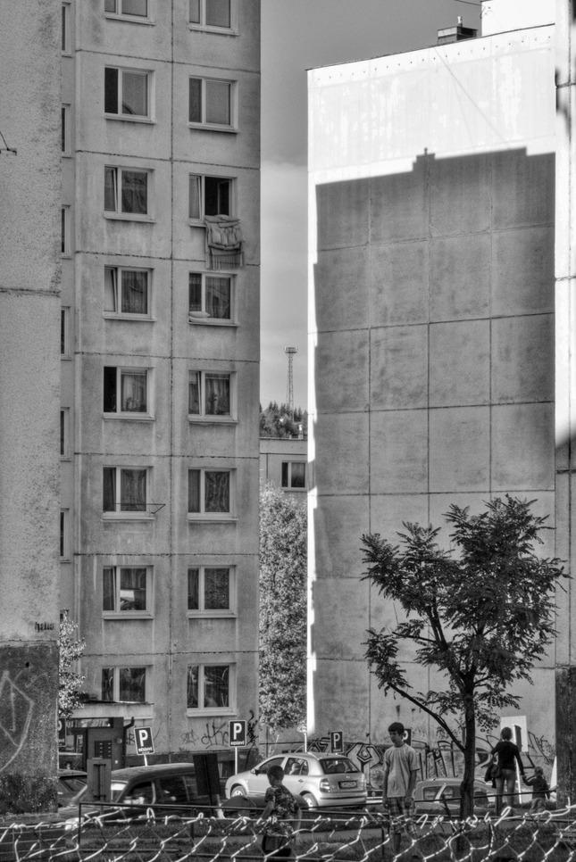 Sídlisková