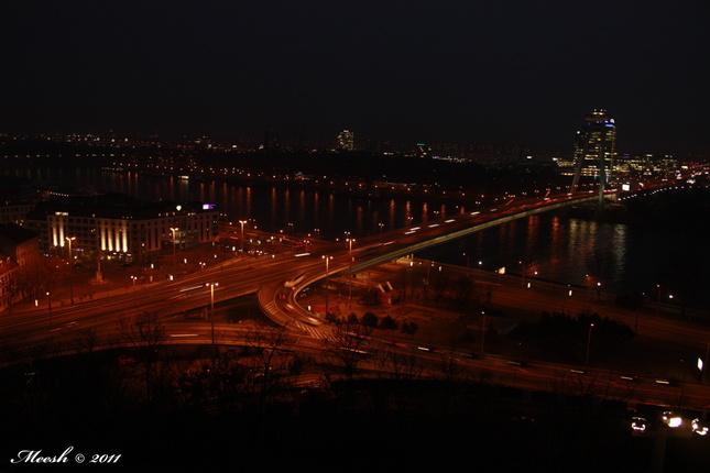 nový most..