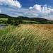 Krajina s vodou a makom