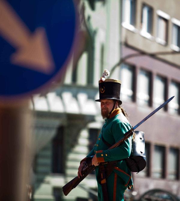 Napoleonské boje o Bratislavu 2011