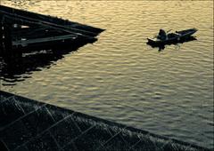 Rybačka pod mostom II