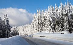 Zima na Orave
