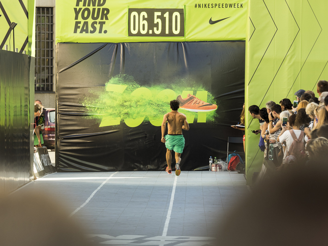 Nike Speed Week