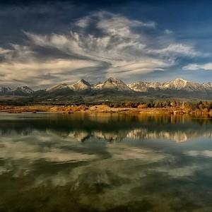 čarovne vody pod Tatrami