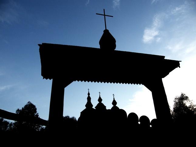 Ku kostolíku - Habura
