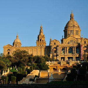 Kráľovský palác v Barcelone