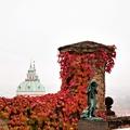 jeseň v  Prahe