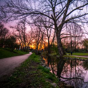 Rano pri Rieke Duessel