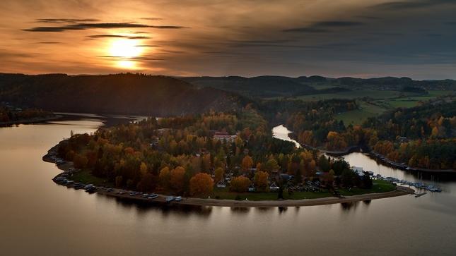 Jesenný večer