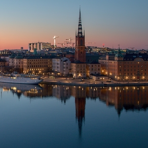Stockholm - Ostrov rytierov