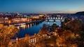 Večer nad Vltavou