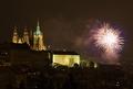 Praha novoročná