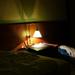 Nocne stolne svietidlo