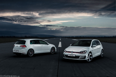 VW Golf GTI VII. Performance