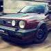 VW MKII. GTI