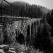 Chmarošský viadukt pri Telgárte