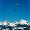 Balóny nad Tatrami