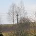križ nad dedinov
