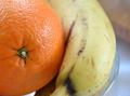 Pomaranč a banán