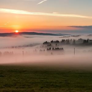Magické ráno v Lesnej I