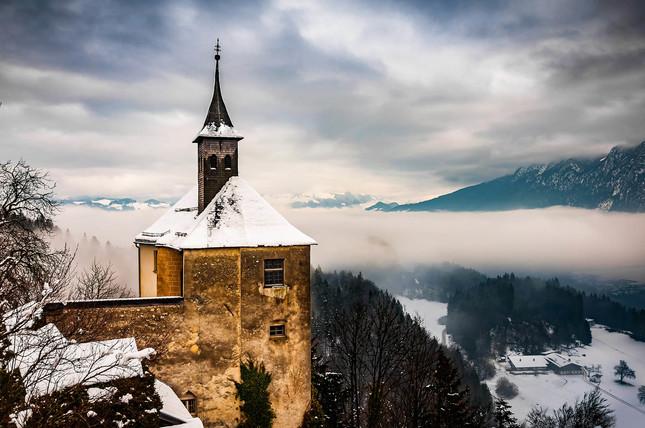 Kaplnka Thierbergkapelle
