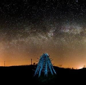 Jarná Mliečna dráha